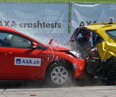 Dopravní nehoda v Horkách