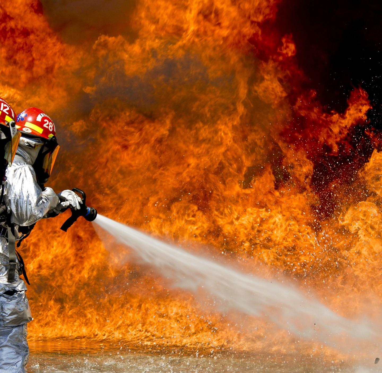 Uplynulý týden u hasičů