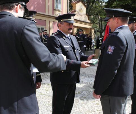 Středočeská policie přivítala 110 nových policistů