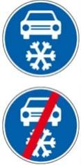 Zimními pneumatikami chráníte své vozidlo, život svůj i ostatních!