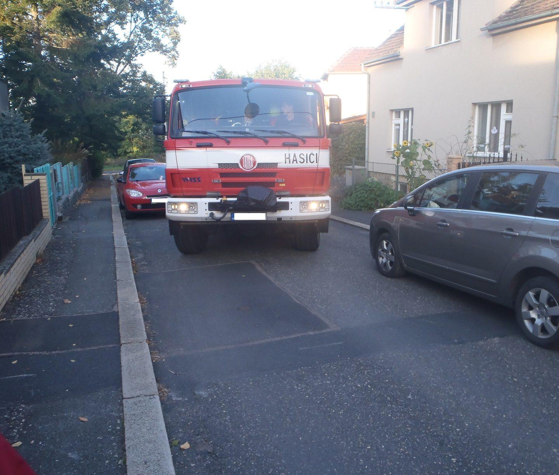 Den požární bezpečnosti ve znamení kontroly průjezdnosti