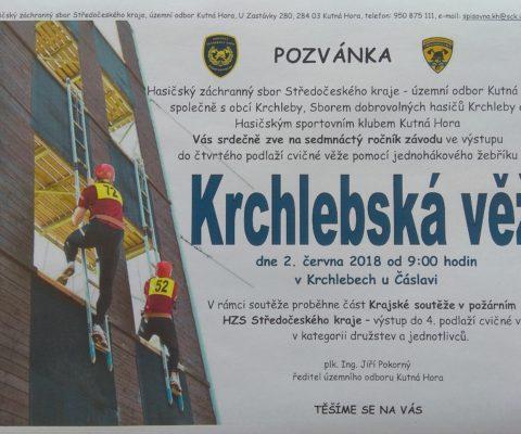 17. ročník Krchlebské věže