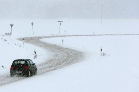 Zimní rady po řidiče